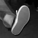 The mighty foot of Moshzilla