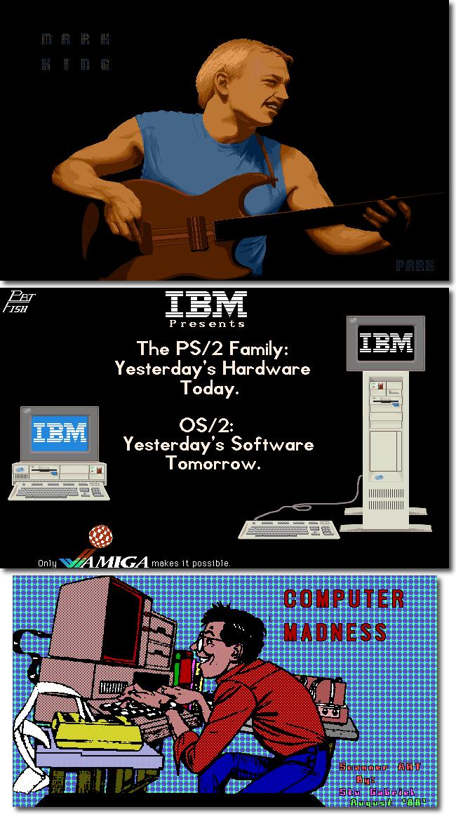 Classic BBS Pics
