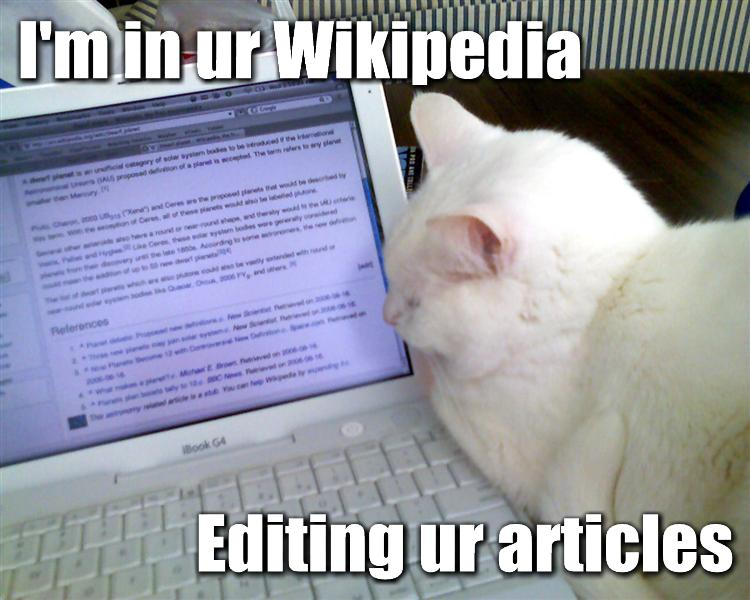 Wikipussy