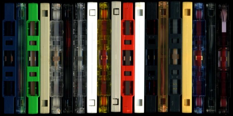 Colourful Cassettes