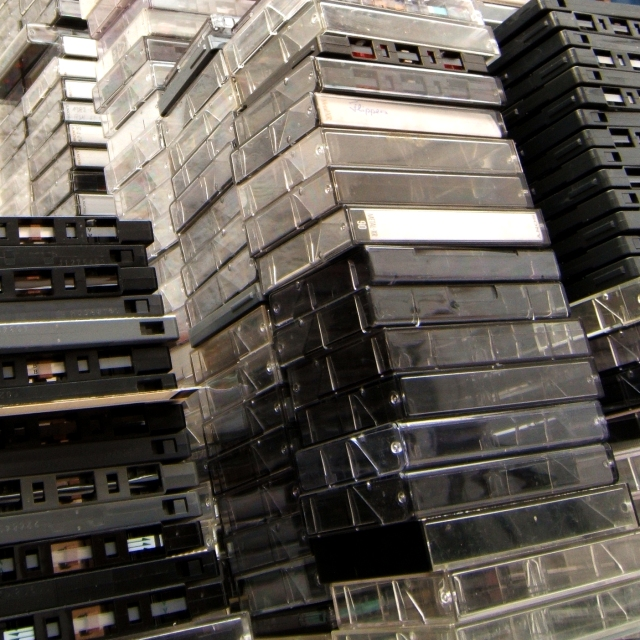 Tape Tower