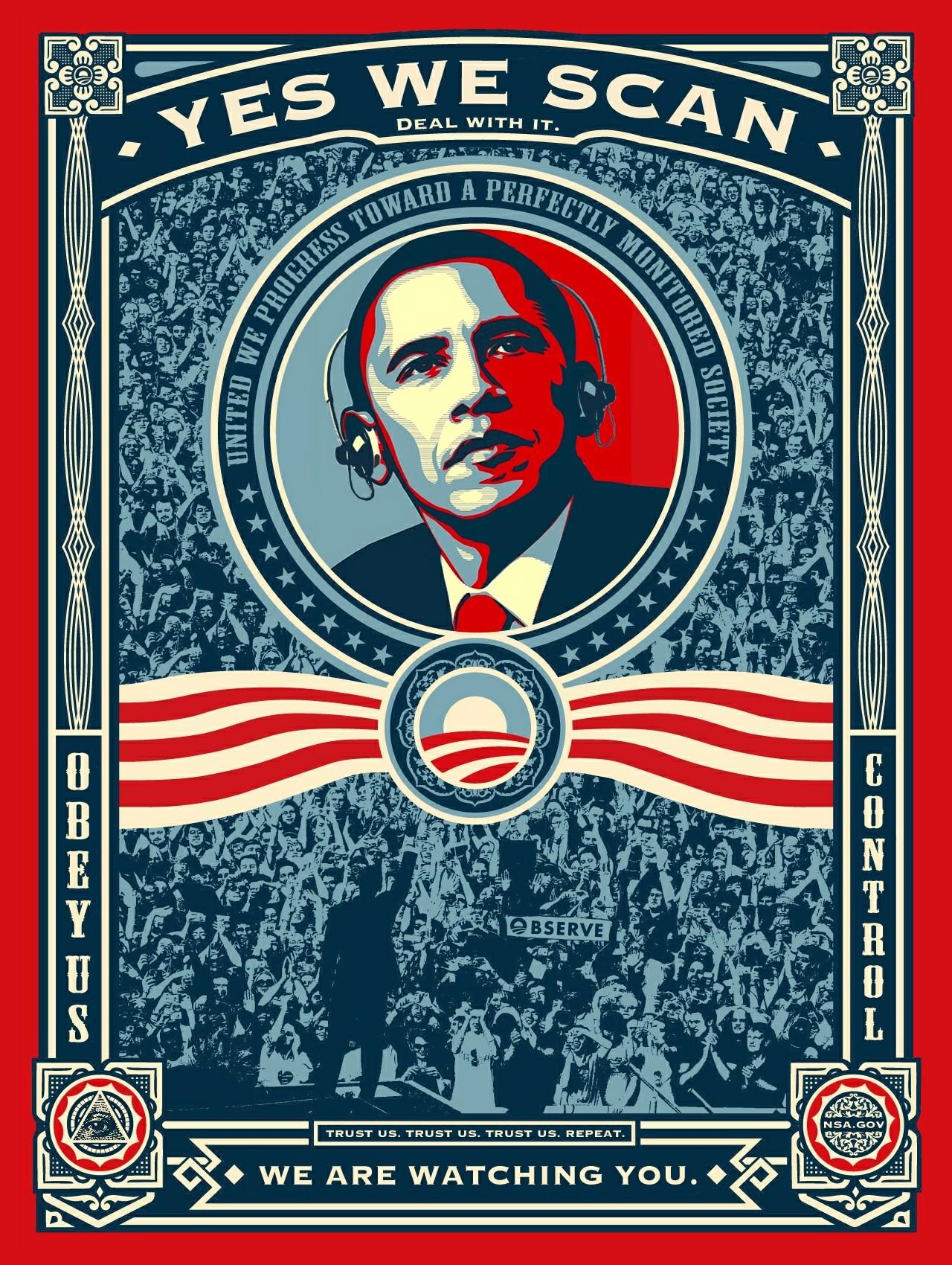Obama is listening