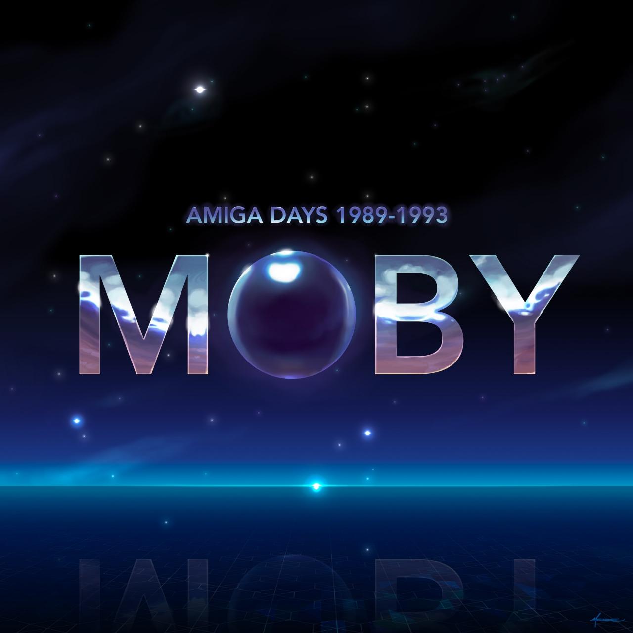Amiga Days 1989-1993 cover art