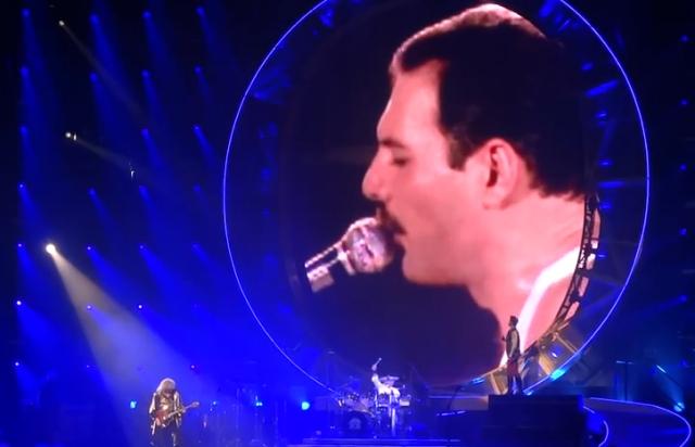"Bohemian Rhapsody: Screen capture via YouTube user ""Trancealien2"""