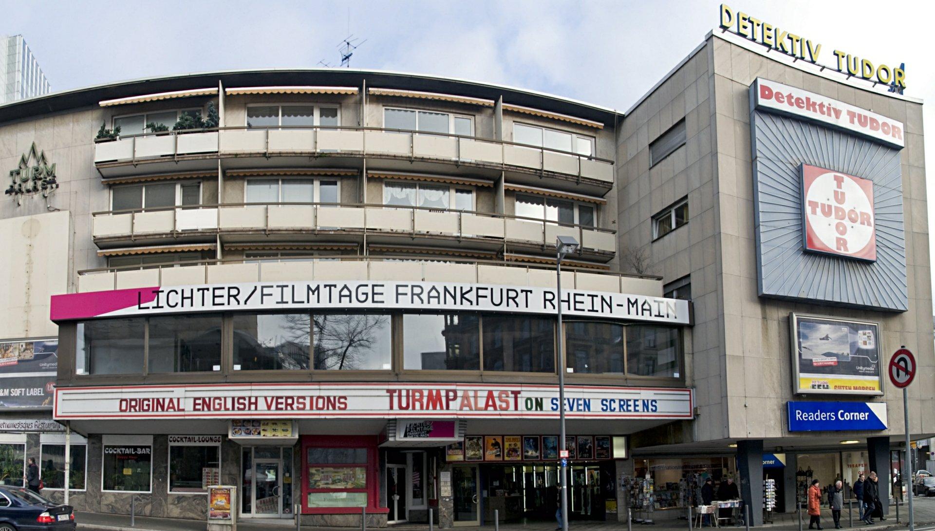 The Turmpalast Cinema, Frankfurt in 2010