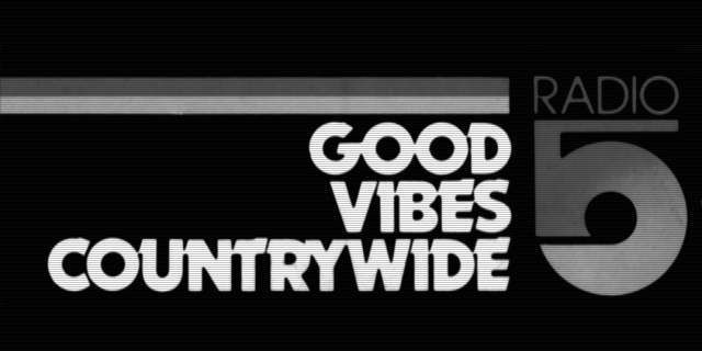 Radio 5: Good vibes countrywide